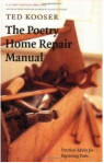 Poetry Home Repair Manual - Ted Kooser