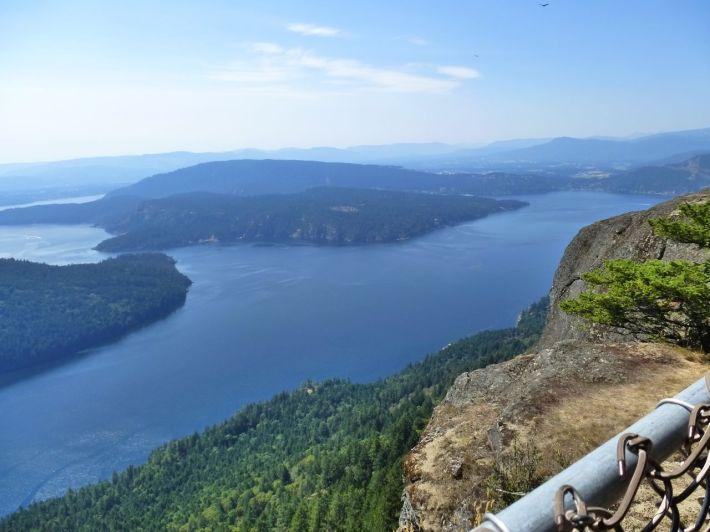 Mount Maxwell - Salt Spring Island BC