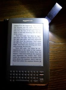 The Bible on Kindle