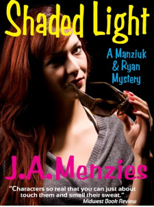 Shaded Light - ebook cover - J.A. Menzies
