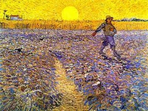 The Sower by Van Gogh