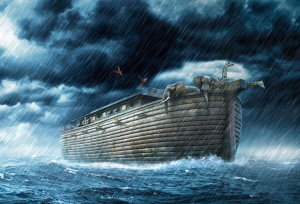 Noah's Ark - artist unknown