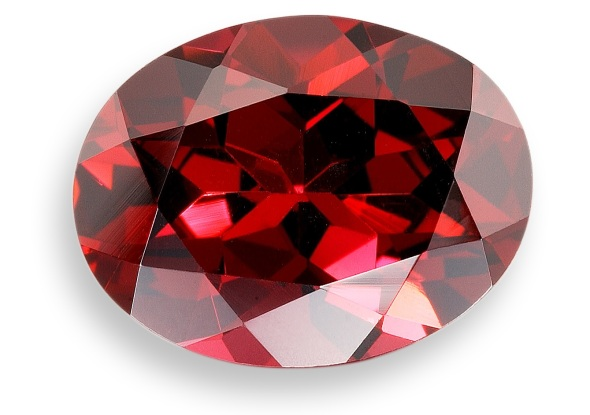 Garnet - the birthstone of January