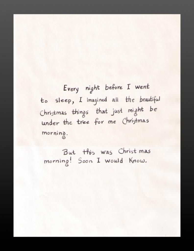 A Child's Christmas in Saskatchewan - Page 4