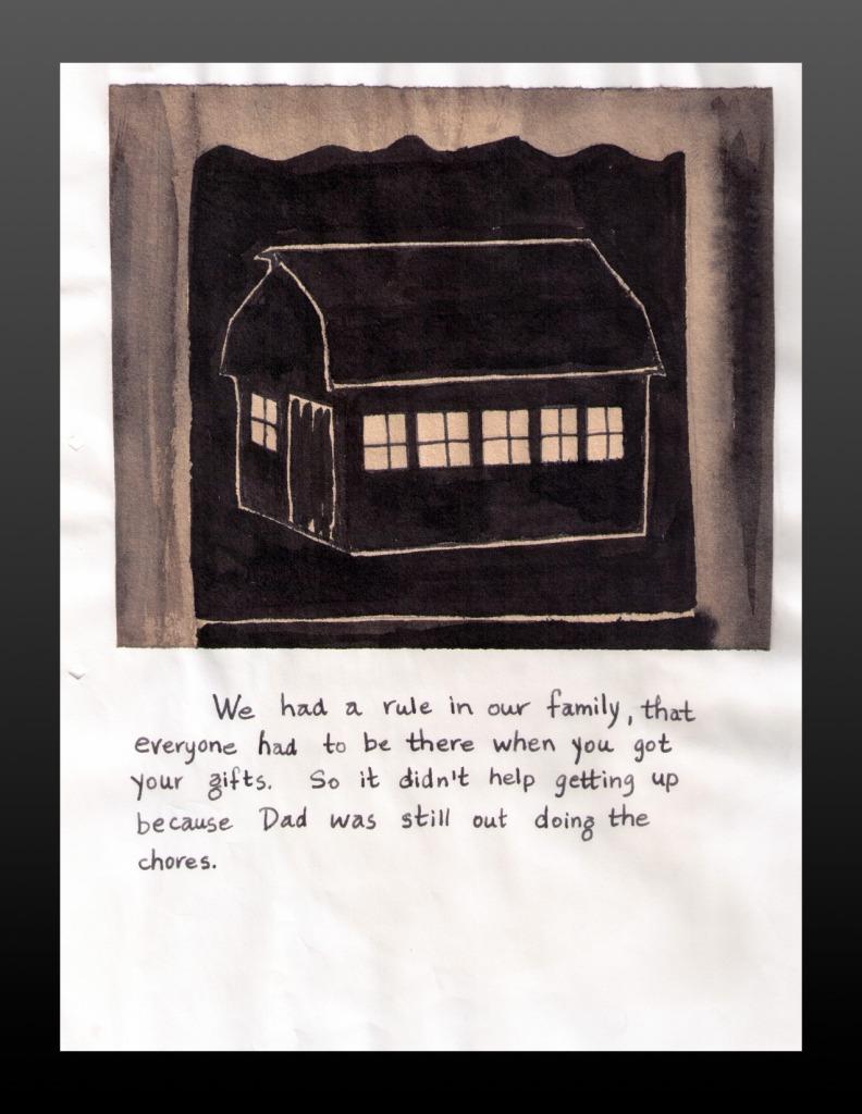 A Child's Christmas in Saskatchewan - Page 5