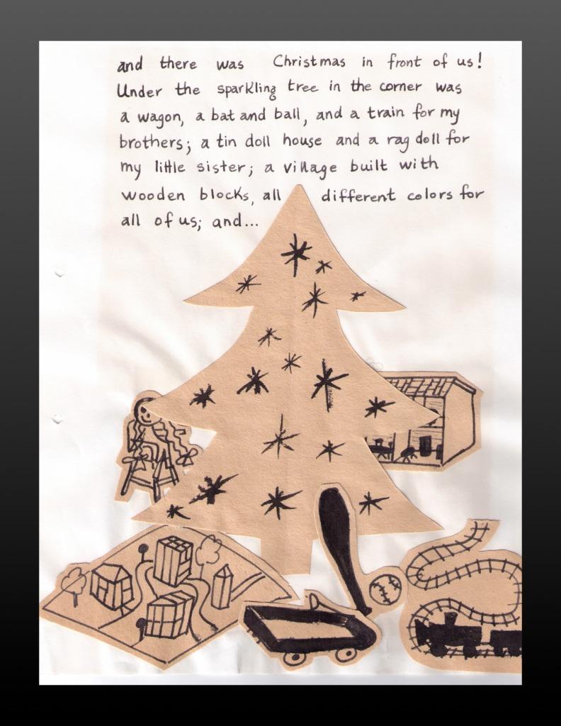 A Child's Christmas in Saskatchewan - Page 9