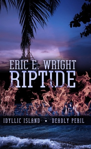 Riptide - by Eric E. Wright