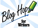 Blog hop for writers - logo