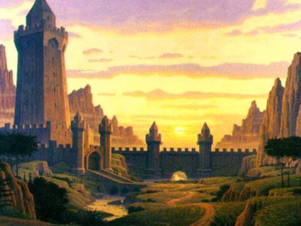 fictional landscape