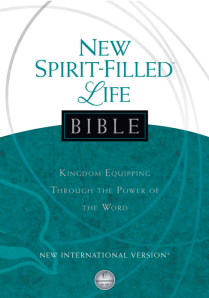 New Spirit-Filled Life Bible NIV