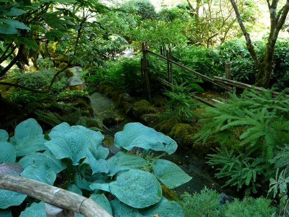 Butchart Garden, Victoria, B.C.