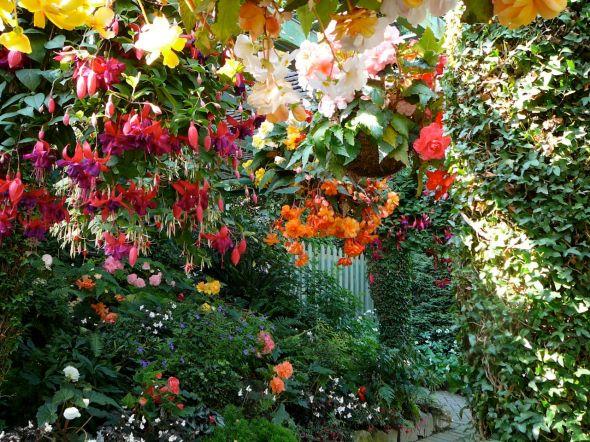 Butchart Gardens - Victoria B.C.