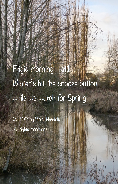 frigid-morning