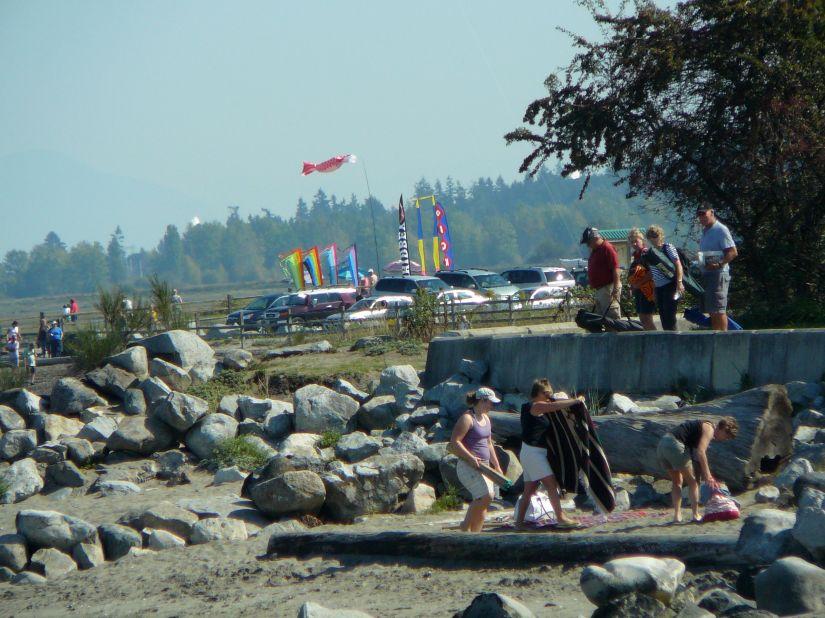 Crescent Beach - Surrey, B.C. Canada
