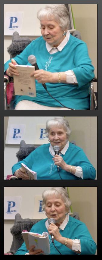 Donna reads - September 2015