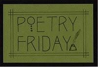 Poetry Friday Logo