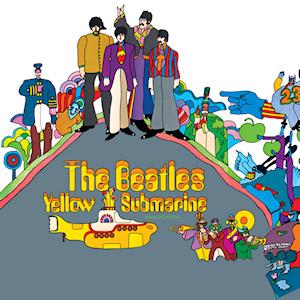 TheBeatles-YellowSubmarinealbumcover