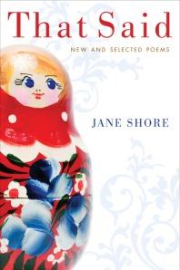 That Said - Jane Shore